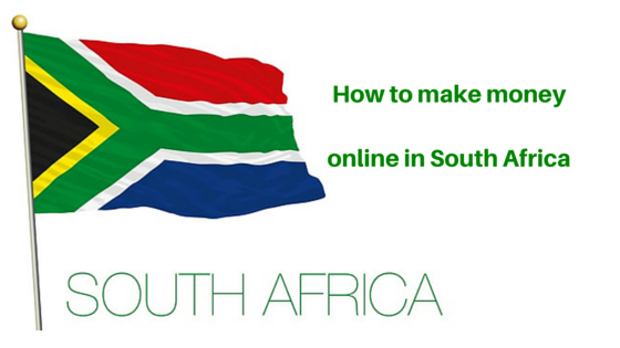 how to make real money online in south africa