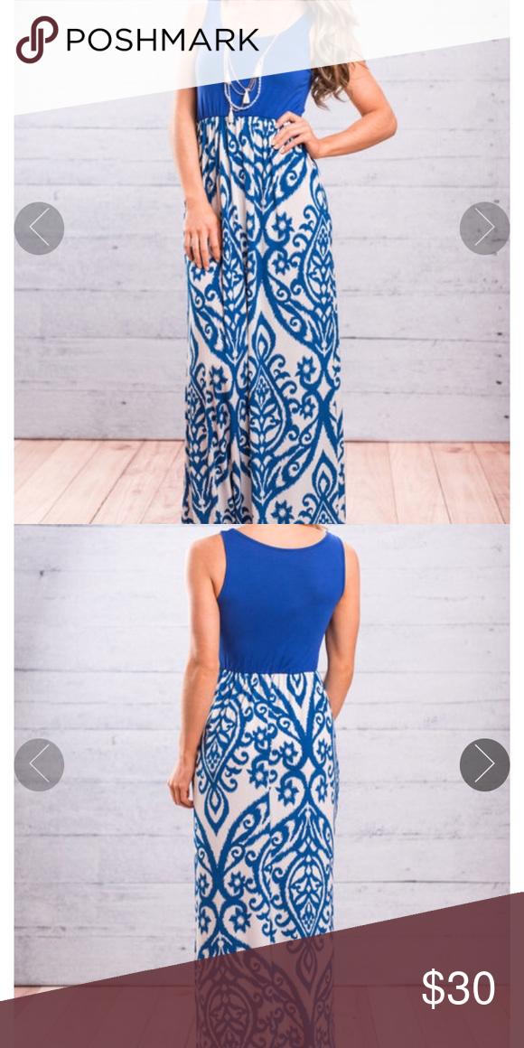 💗 BOGO FREE SALE! 💗 Maxi Dress Super cute maxi dress from