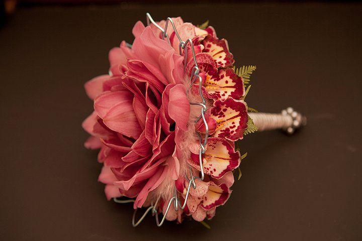 Glamelia floral design by Julia Guseva (Russia)