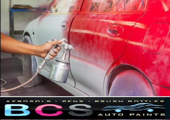 Bcs Auto Paint Provides Mercedes Benz Touch Up Paint For