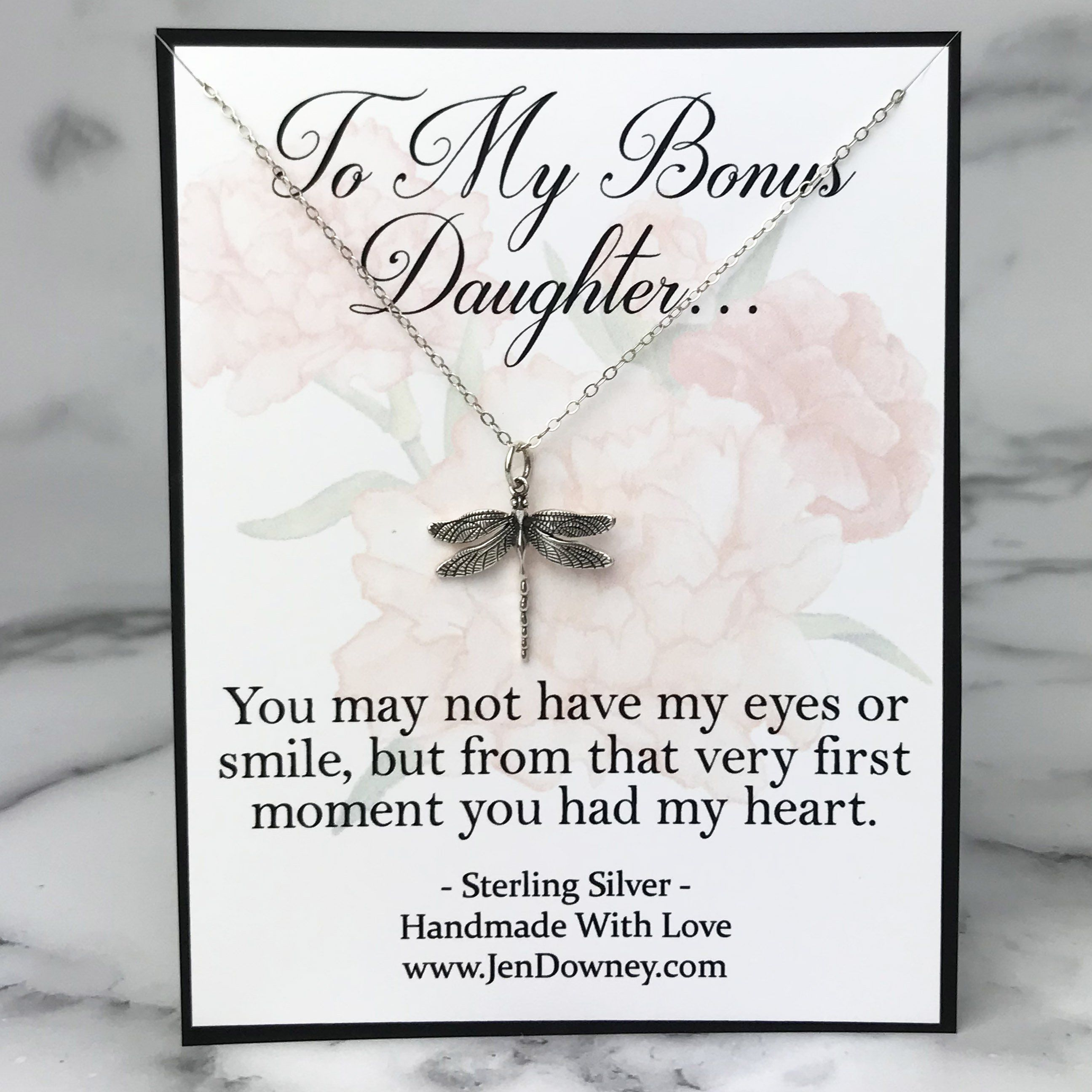 Bonus daughter adoptive or stepchild quote from mom or dad