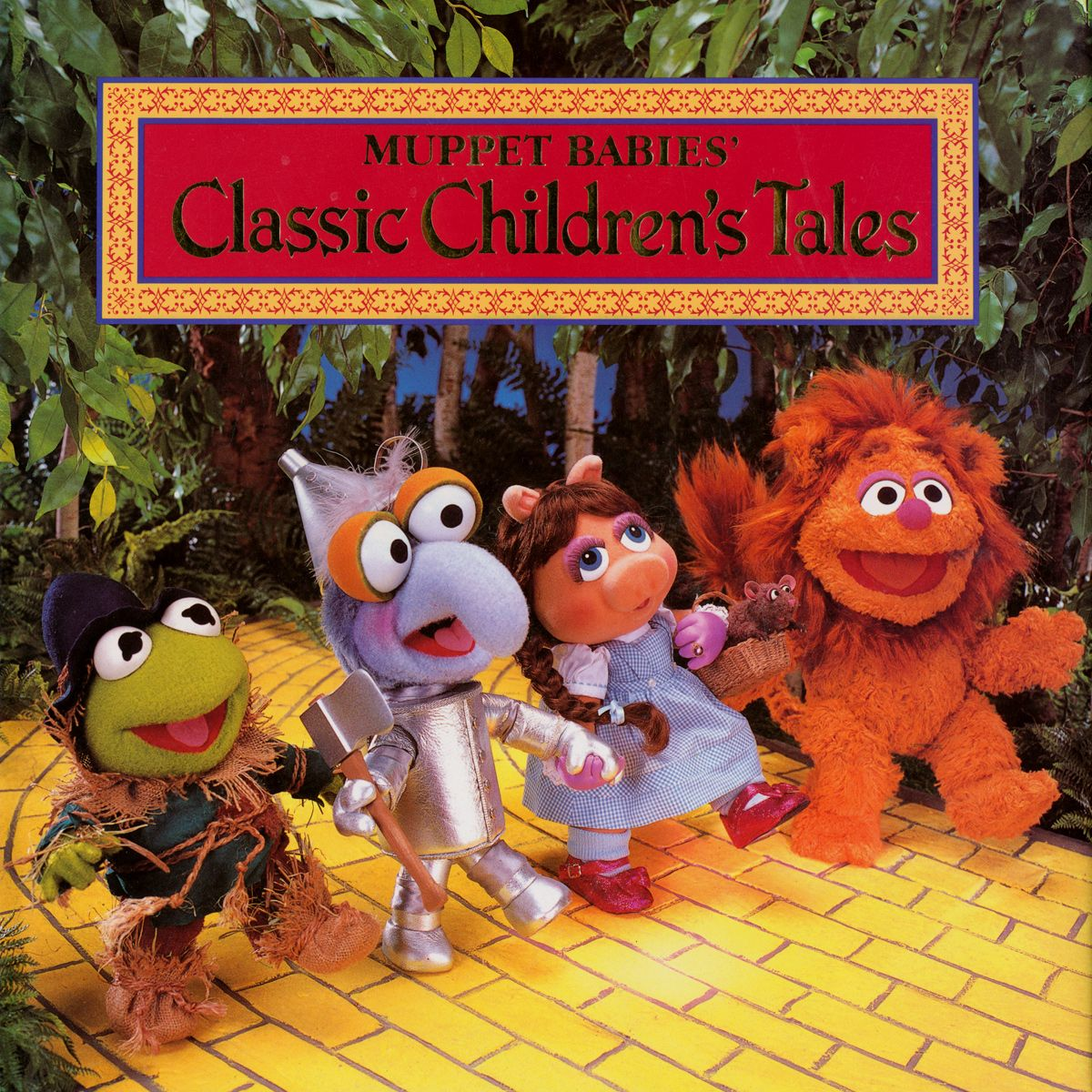Wizard Of Oz muppet babies