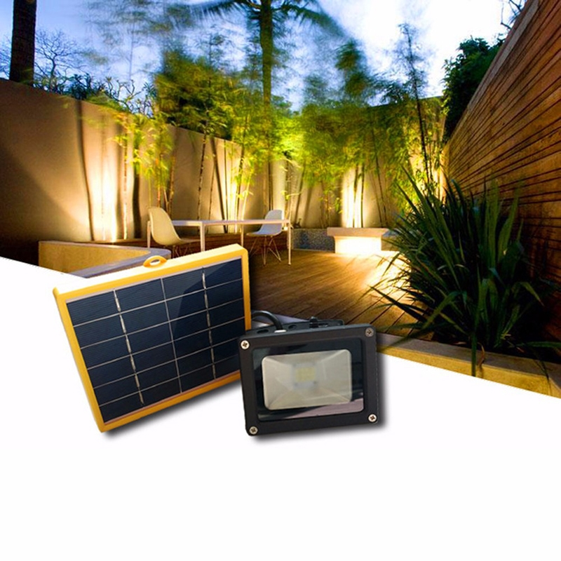 26.72$ Watch More Here   Solar Panel 12 LED Solar Outdoor Flood Light  Emergency Floodlight