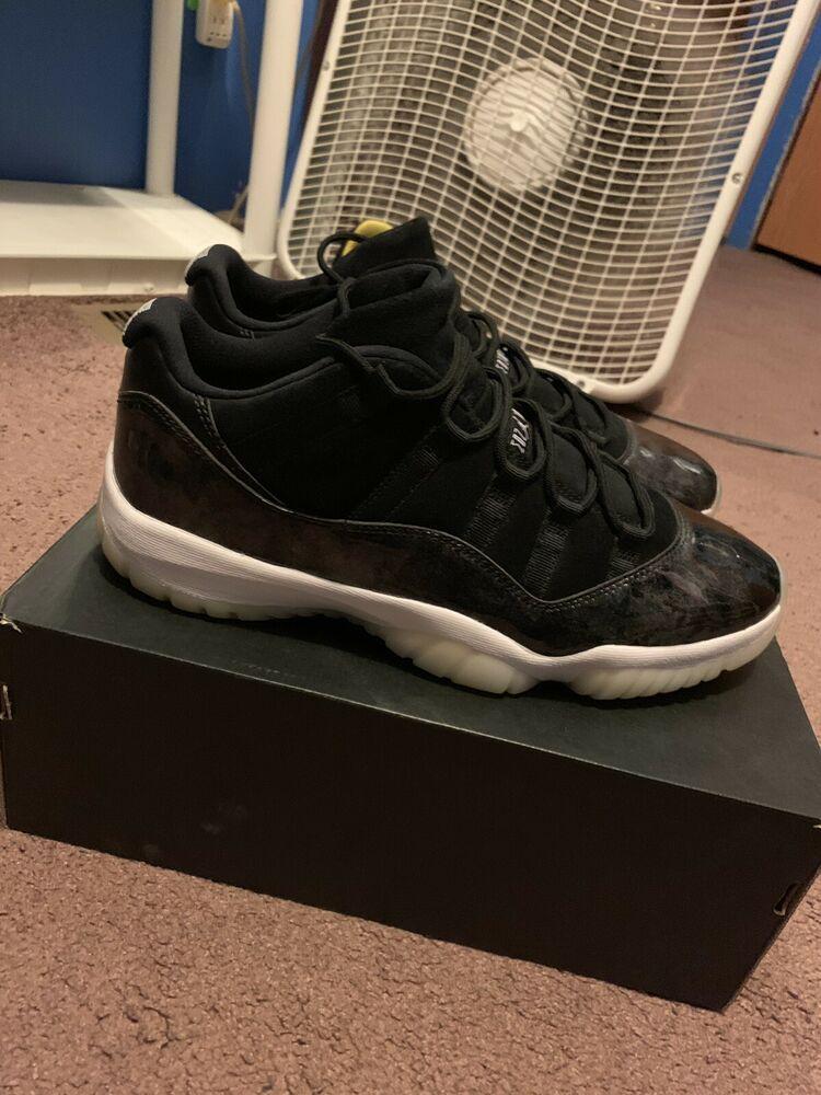 2c13a9b67c3f Jordan Retro 11 Low Baron Size 11  fashion  clothing  shoes  accessories   mensshoes  athleticshoes (ebay link)