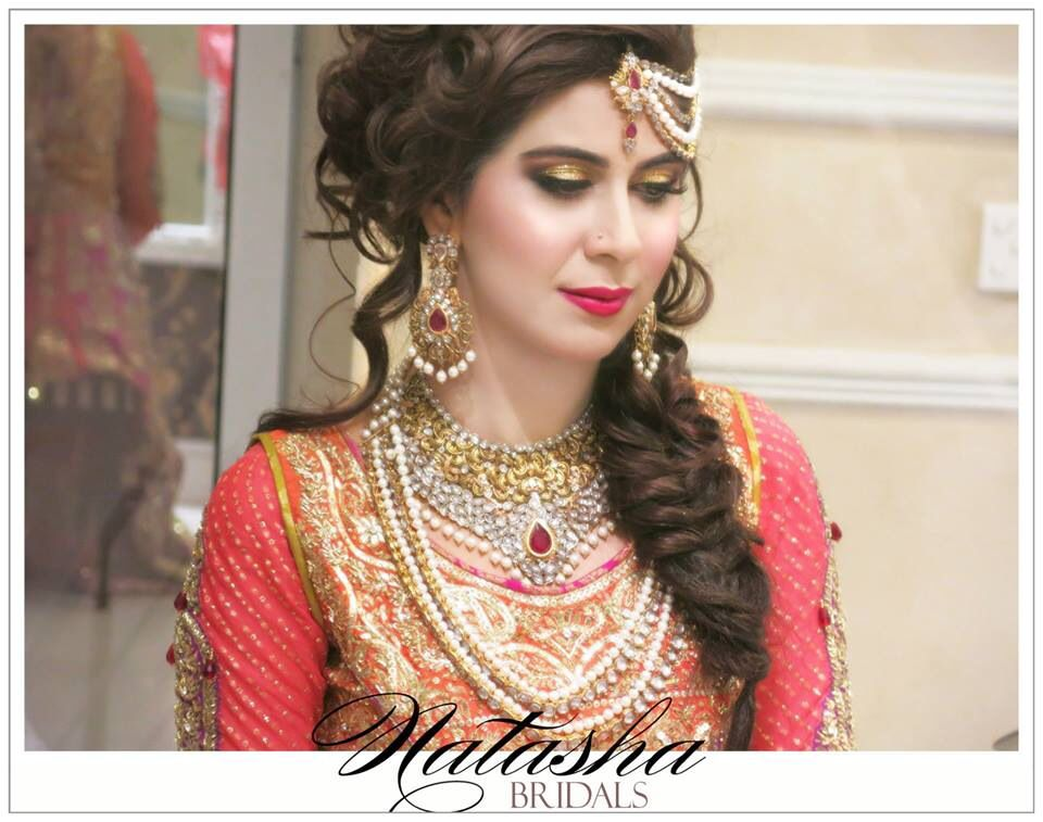 Beautiful Ruksati Bride Wedding Hairstyles Wedding