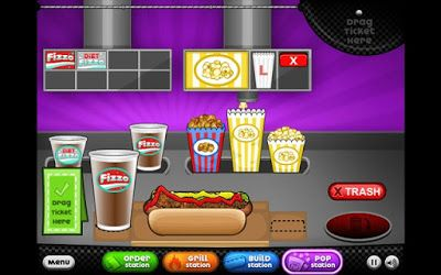 Friv3 Games Papa S Hot Doggeria Make Awesome Or Let S Fail Games Papa Hot