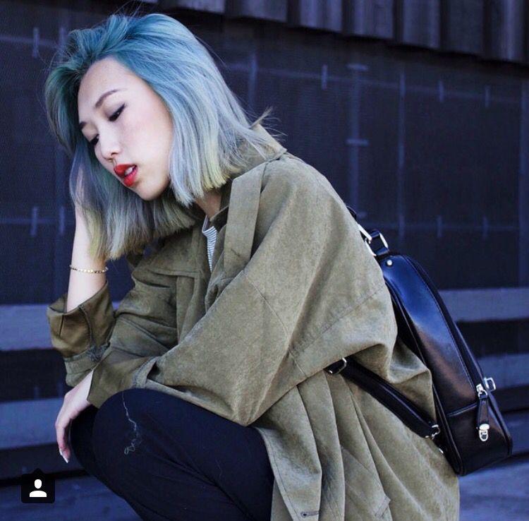 Fashion Styling By Karen Drummond: Karen Yeung, Hair, Color