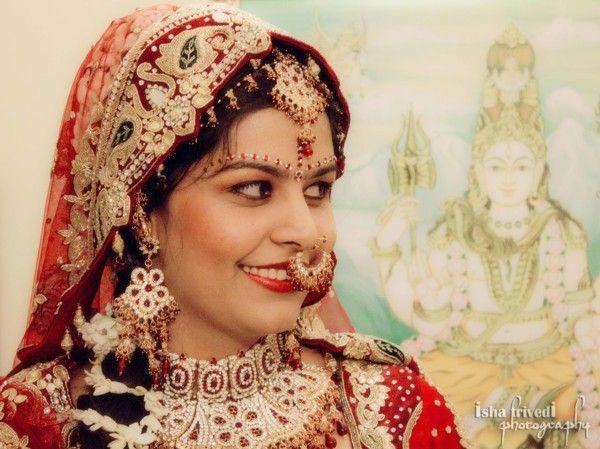 Shringar Kapoor Bridal Shoot by Isha Trivedi, via Behance