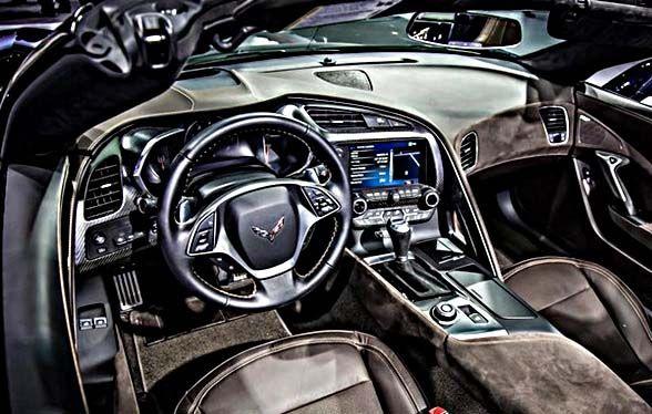 2017 Chevrolet Corvette Zora Zr1 Interior Rumor Image