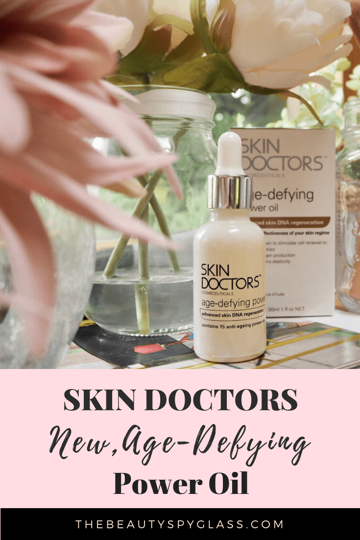 Defy Your Age With Skin Doctors™ Power Oil Beauty Picks