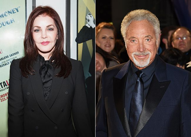 Who is priscilla presley currently dating