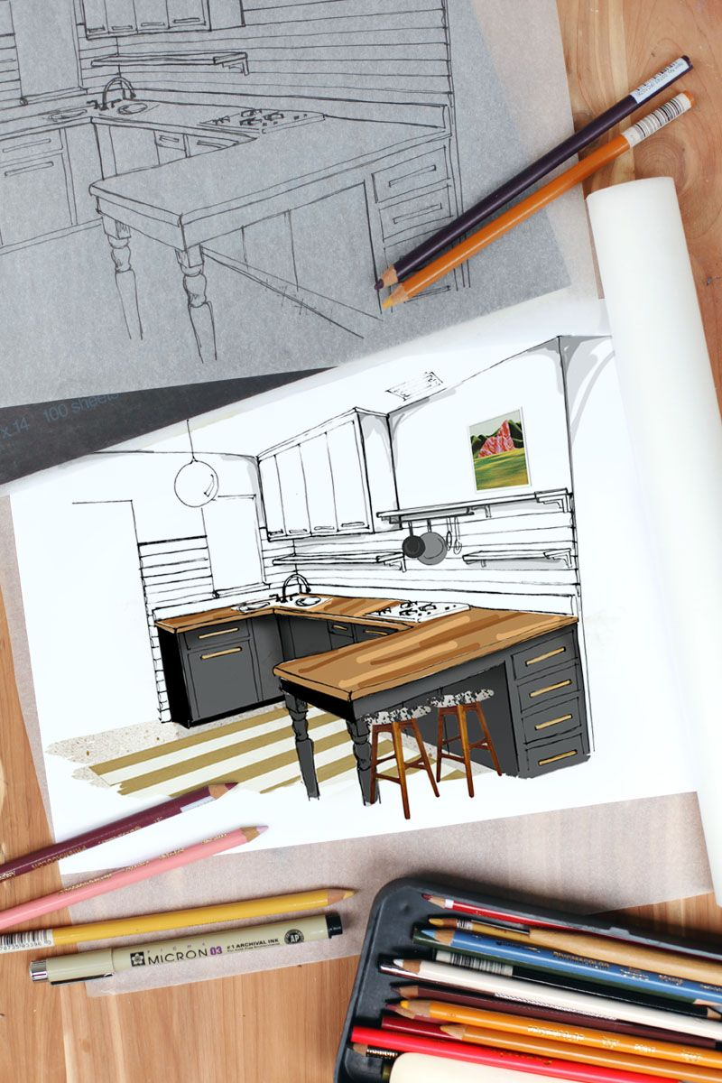 Planning a Budget Kitchen Renovation | Küchen ideen, Mein haus und Küche