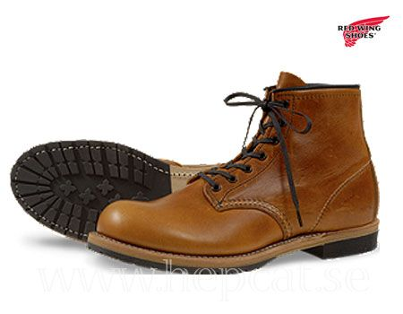 Red Wing Shoes - Style No. 9013 Beckman ''CHESTNUT FEATHERSTONE'