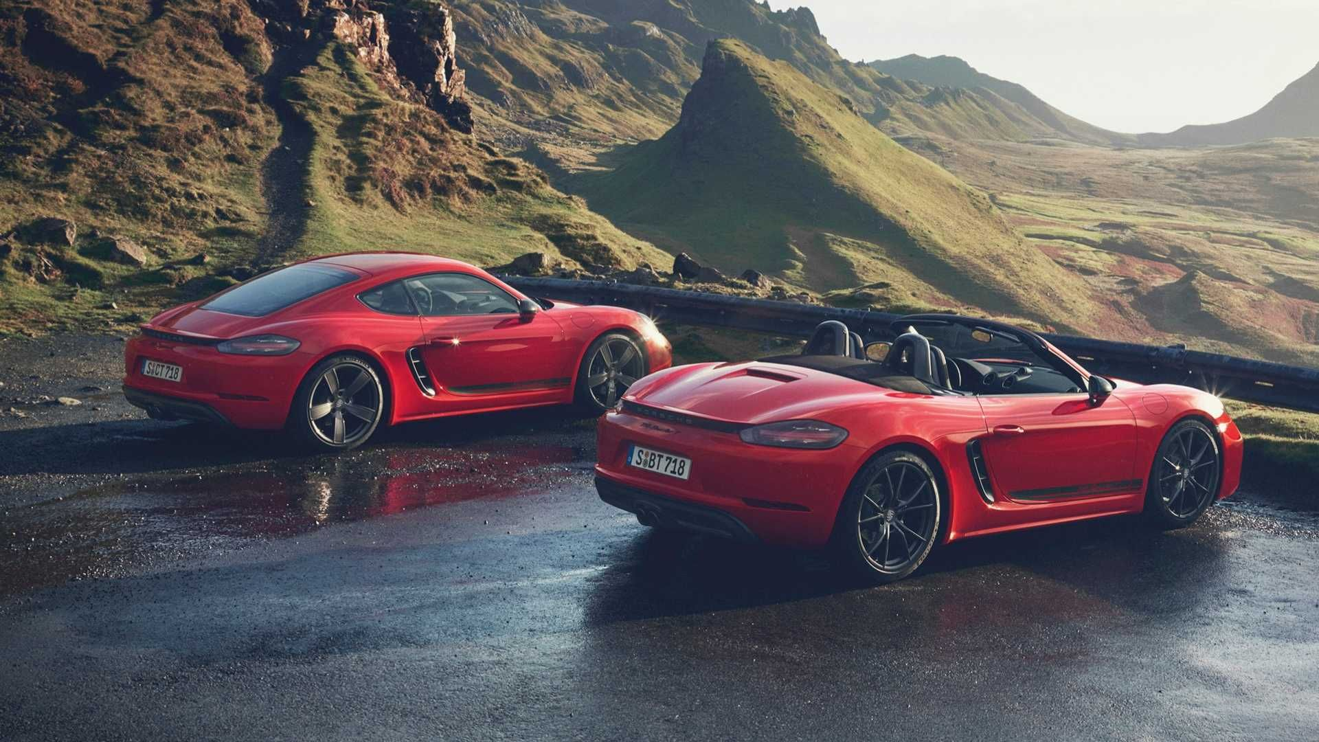 There Won T Be A New Porsche Cayman Or Boxster Until 2023 Porsche 718 Cayman 718 Cayman New Porsche