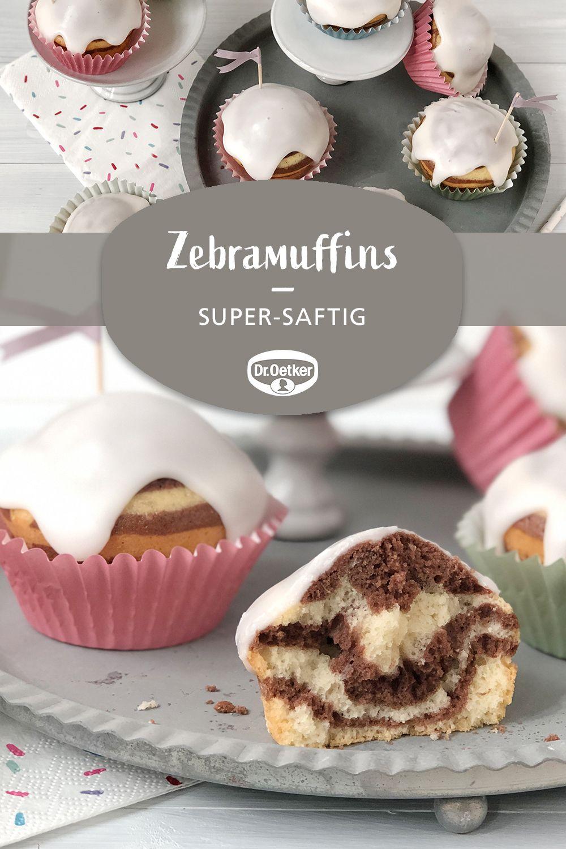 Zebramuffins