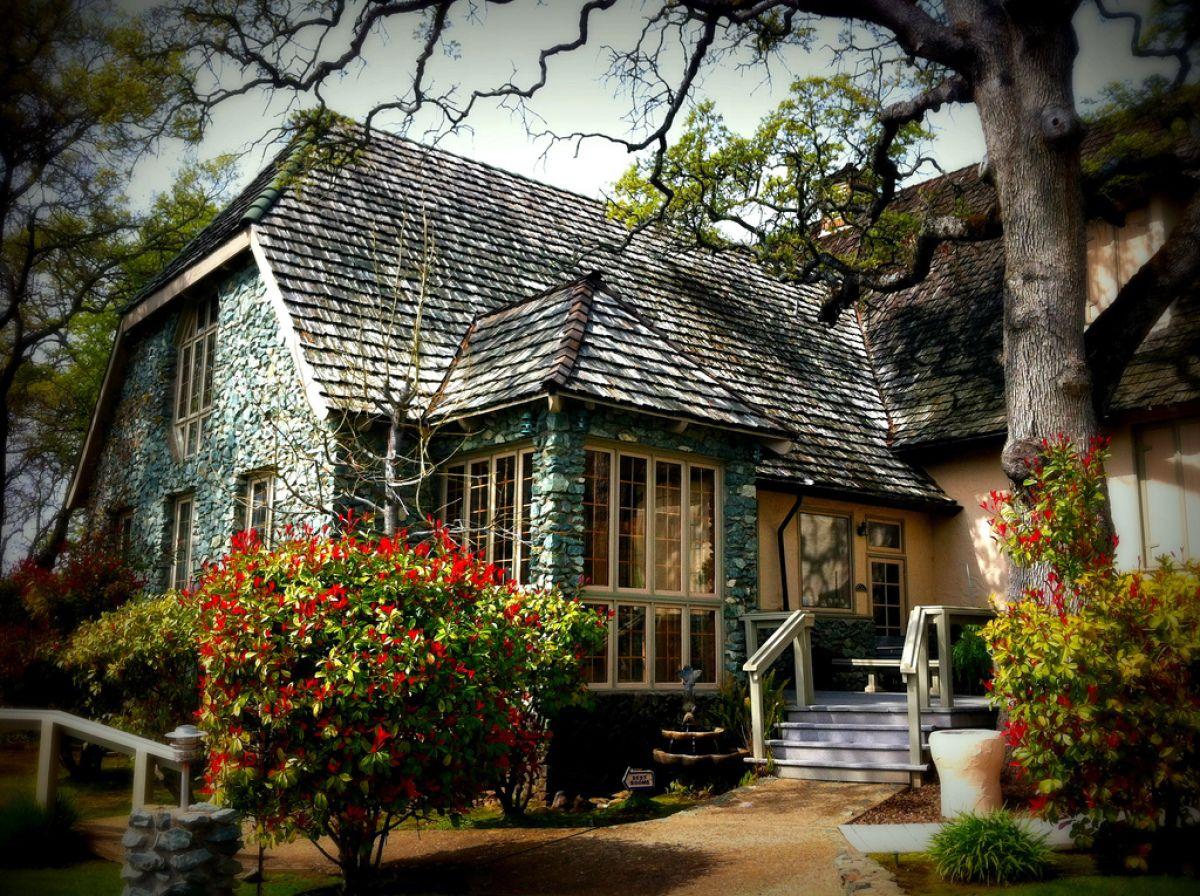 Cottage House Style Dream Casas