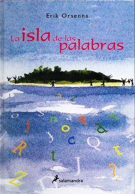 La isla de las palabras 8 EXEMPLARES