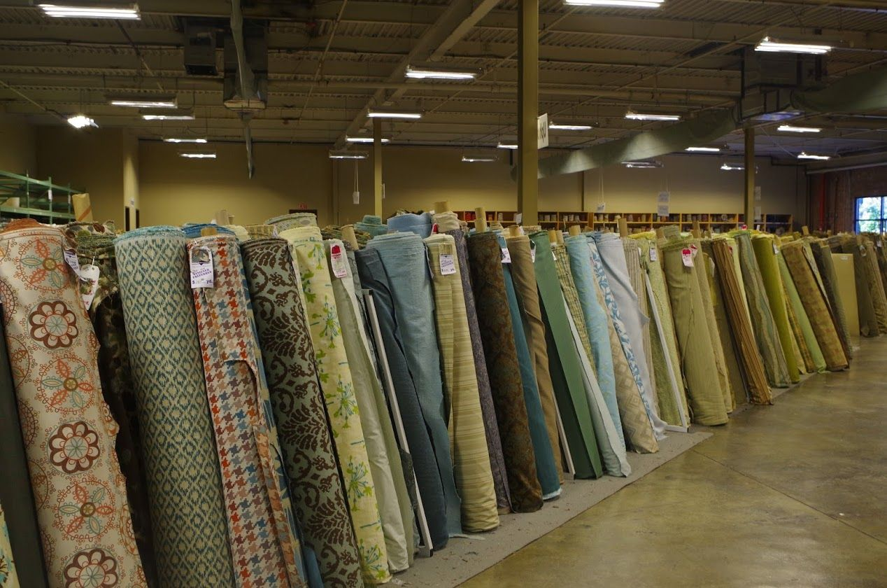 Fabric Outlet In Burlington Nc Find Designer Fabrics At Great Deals