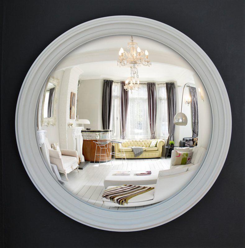 Big Convex Mirror Unique Design By Omelo Mirrors Convex Mirror Mirror Large Round Mirror