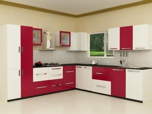 Pin by Blue Interior Designs on Modular kitchen Chennai