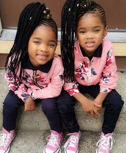 Behind blue eyes: the Instagram twins who went viral ...