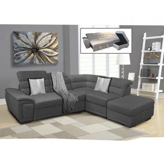 David Rodi Laval Longueuil Sectional Sofa Sofa Bed Sectional Couch