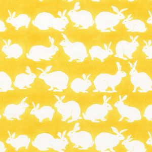 Gift wrapping paper at:http://www.casparionline.com/e/Yellow-Rabbit-Hutch-Gift-Wrap-Roll.html for $6.99