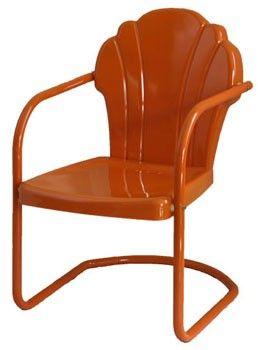 Exceptionnel RetroMetalFurniture.com Torrans Parklane Retro Metal Chair   Torrans MFG    Brand   Shop By
