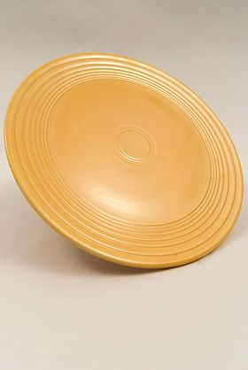 Original Yellow Vintage Fiesta Cake Plate Fiestaware For Sale Old Authentic With Images Fiestaware Fiesta Cake