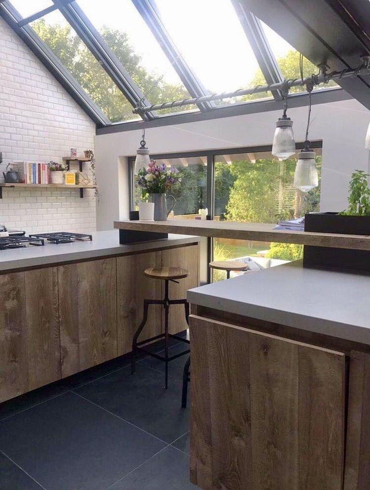 Pin de diana broca en casita pinterest hogar y cocinas for Cocinas interiores casas