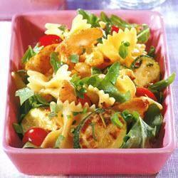 Farfalle salad with chicken @ allrecipes.com.au