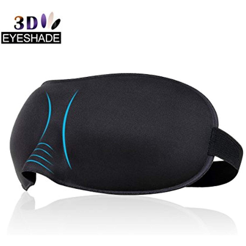 BELONGSCI 3D Sleep Mask for Sleeping Contoured Shape Ultra