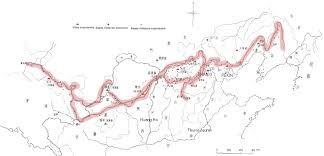 Resultats De Recherche D Images Pour Grande Muraille Chine Carte