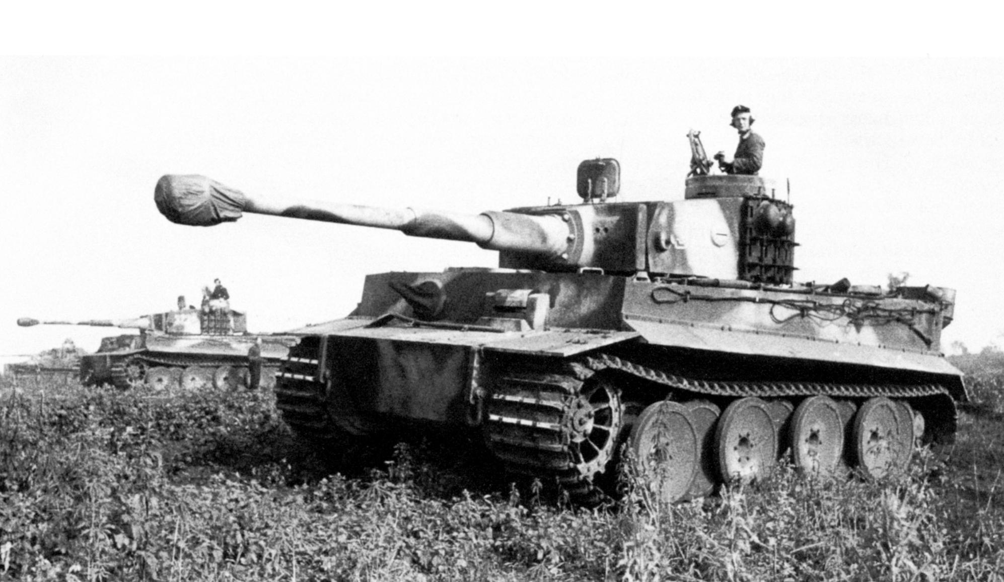 Tiger 505 Schwere Panzer Abt. #321