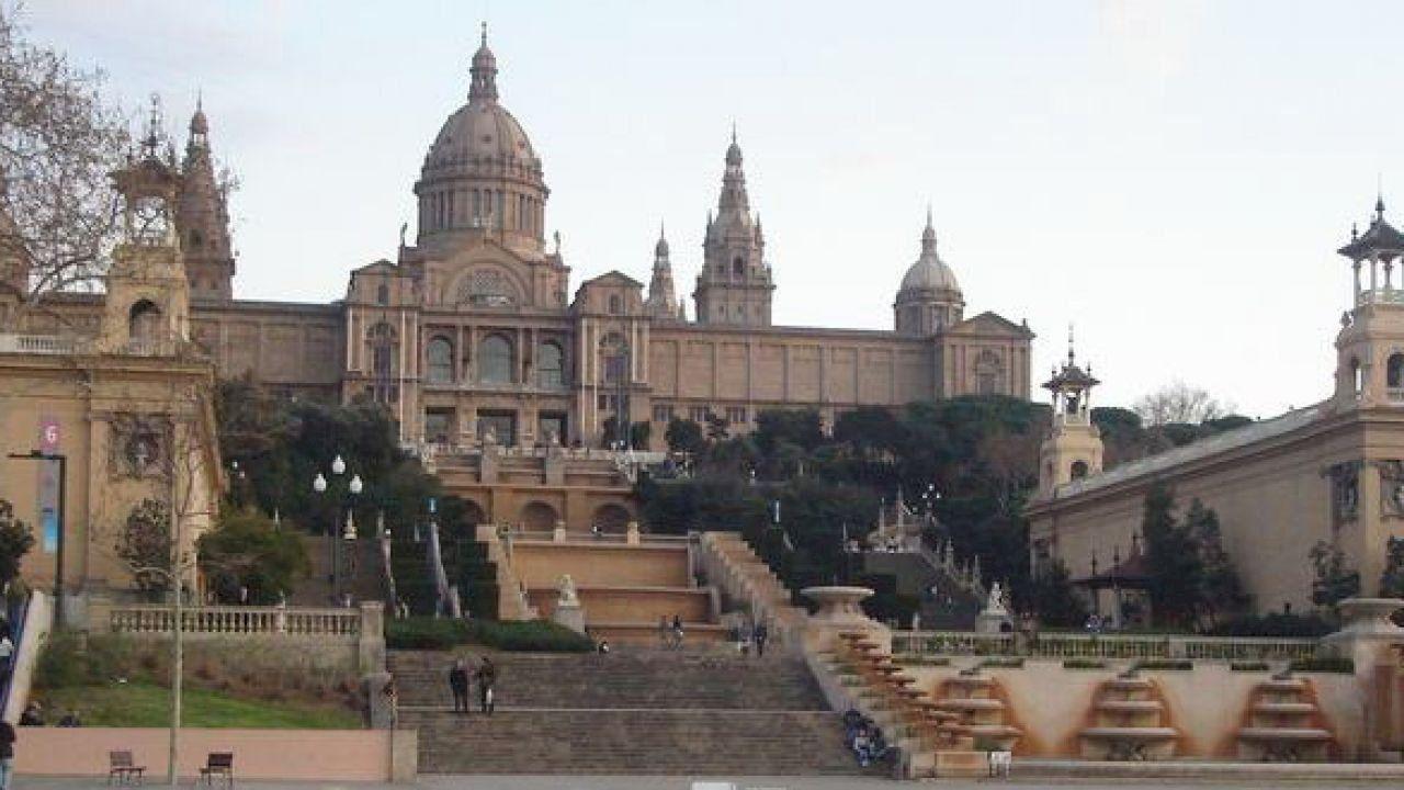أين تقع برشلونة Barcelona Cathedral Cathedral Landmarks