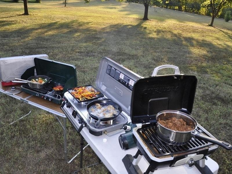 The Best Camping Grill To Up Level Your Next Adventure Best Camping Stove Camping Grill Camping Stove