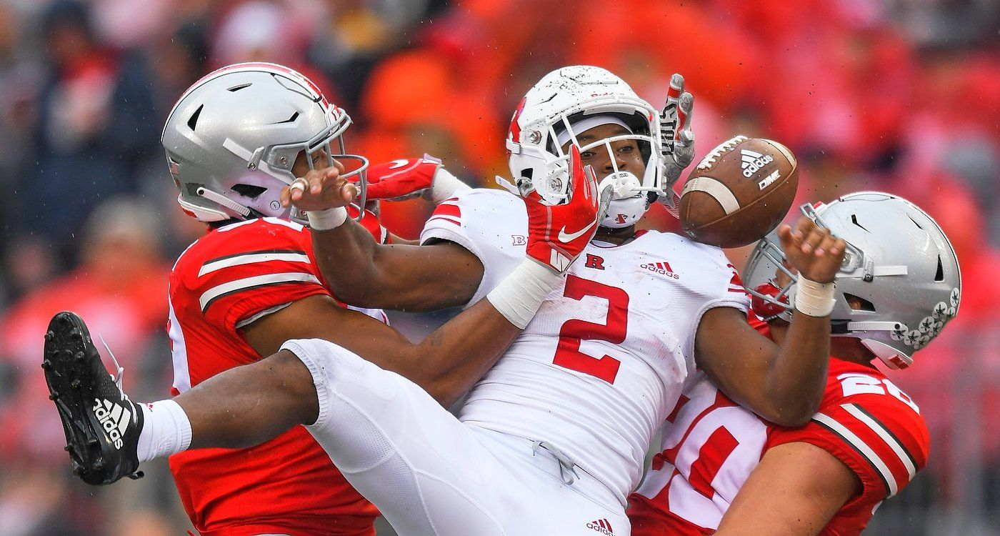 Ohio State Football Photo Highlights Versus Rutgers Ohio State Football Ohio State Ohio
