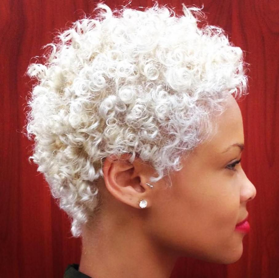 75 Most Inspiring Natural Hairstyles For Short Hair Curly Weave