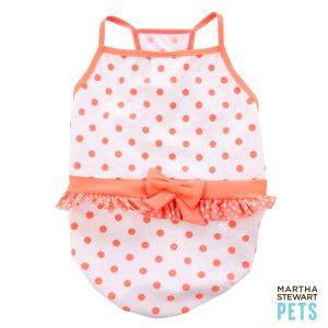 Martha Stewart PetsR One Piece Swim Suit