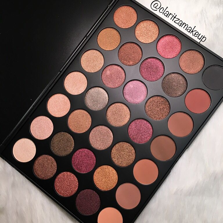 Morphe 35F Fall into Frost palette Beauty & Personal Care