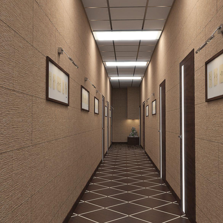 30 Inch X 8 Window Fire Rated Doors Corridor Design Stairs