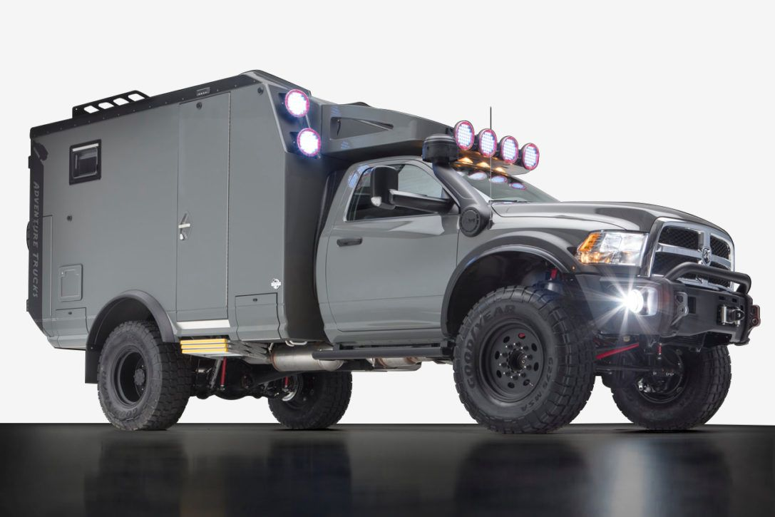 My dream Cummins Diesel Powered off road expedition overland