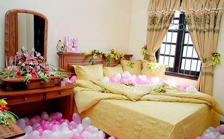 dekorasi kamar pengantin   dekorasi kamar