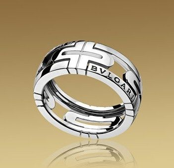 ring the groomu0027s wedding band b zero1 bulgari