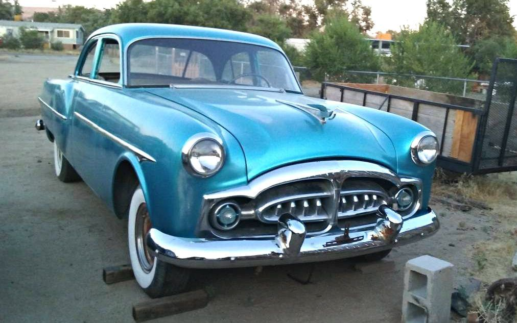 Heartless: 1952 Packard 300