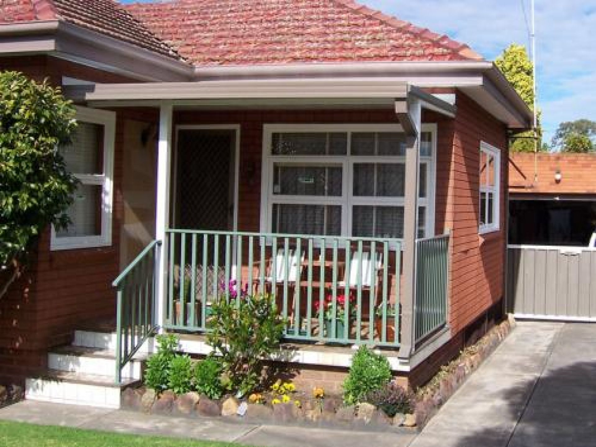 Image result for house with veranda