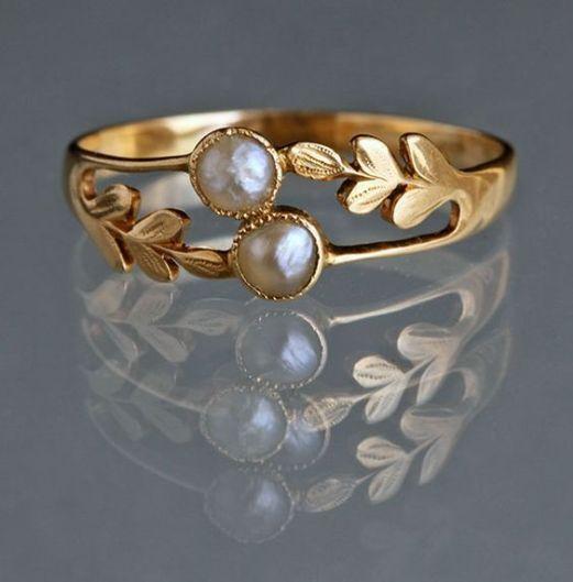 16 anillos de bodas de perlas – una colección única – geldeizleme.com
