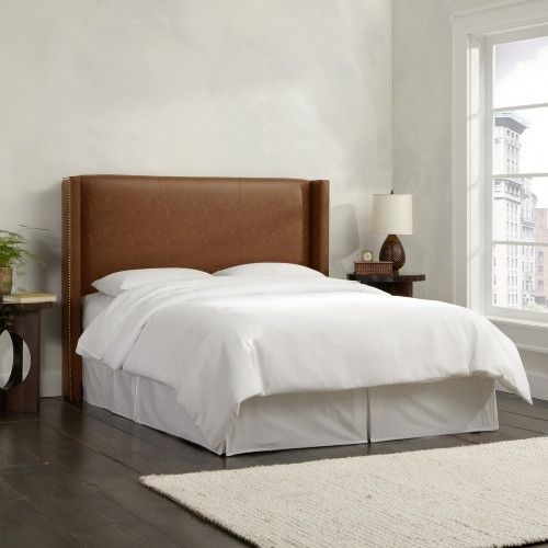 Leather Tufted Headboard Lv Trunks Perfect Bedroom Color Schemes Calming Bedroom Colors Masculine Bedroom
