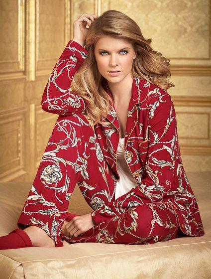 8d876b61d6  Soma Embraceable Pajamas in Status Scroll Print  MySomaWishList   MySomaWishList