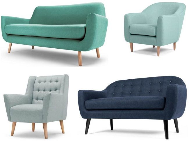 Captivating Teal Paint, Complementary Sofa Colours